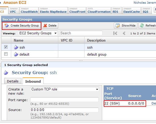 DIY Cloud Backup using Amazon EC2 and EBS | NicJ net