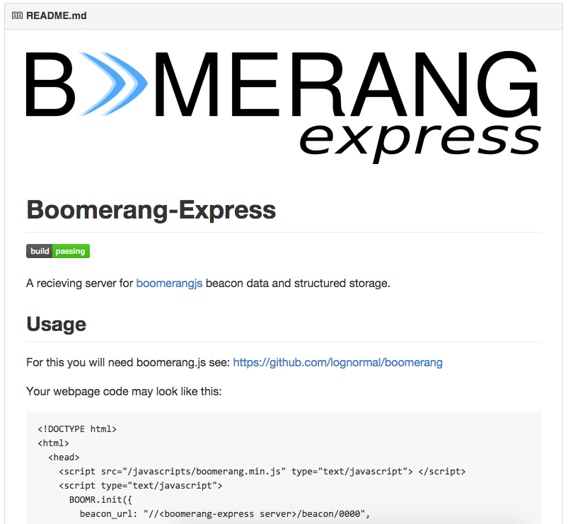 BoomerangExpress